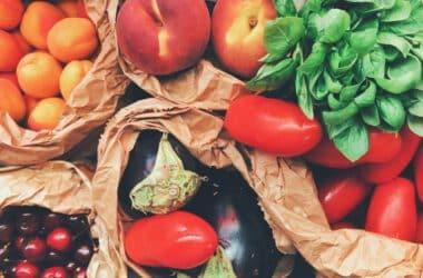 Warzywa i owoce stosowane w dicie Dąbrowskiej