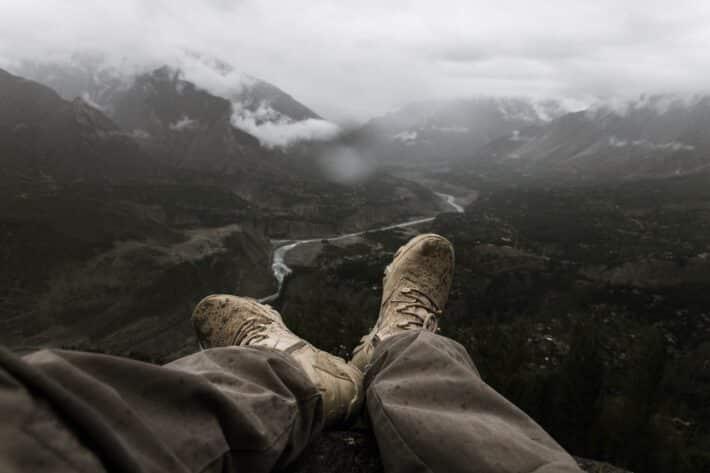 Dobór butów trekkingowych wpływa na nasze bezpieczeństwo w terenie