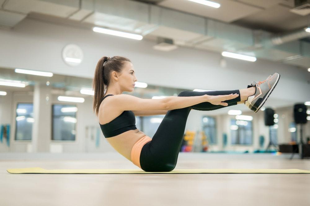 Poznaj sprawdzone ćwiczenia na dolne partie brzucha!