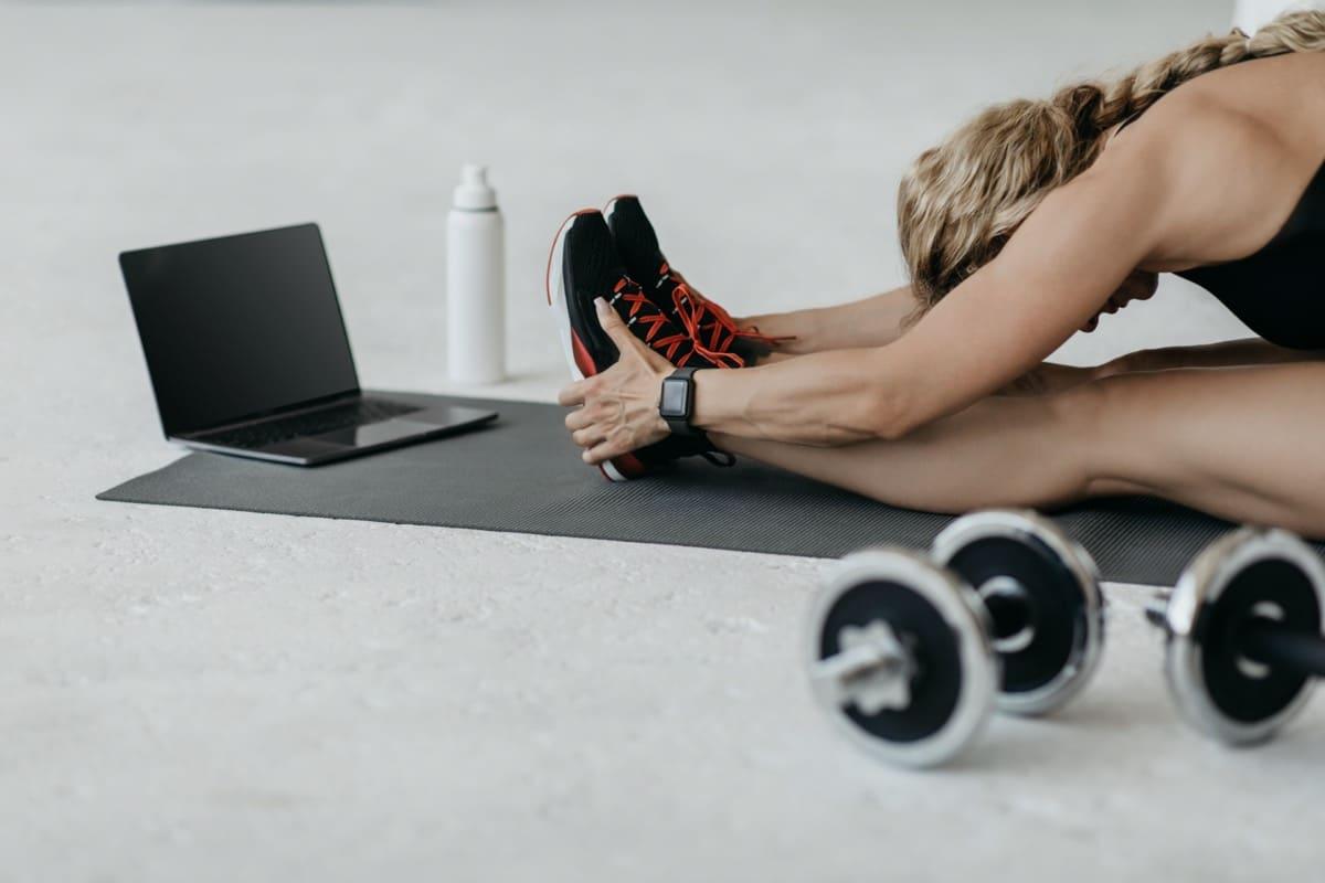 Aplikacja do ćwiczeń w domu. Co wybrać do ćwiczeń fitness i jogi?