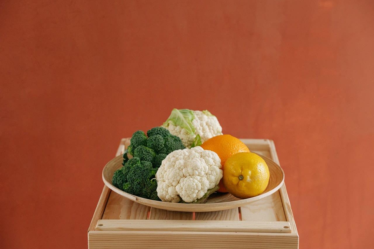 Warzywa i owoce w diecie Dąbrowskiej