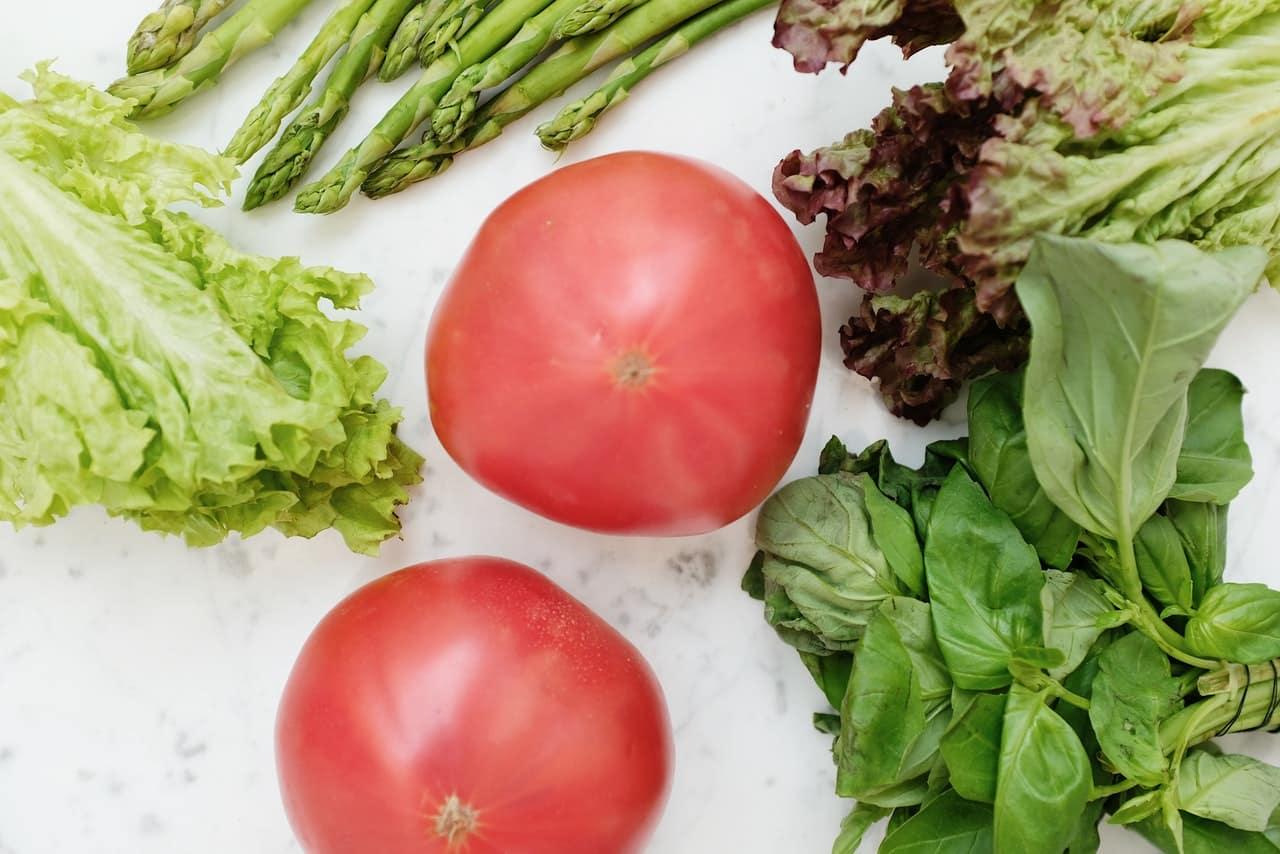 Warzywa w diecie Kwaśniewskiego
