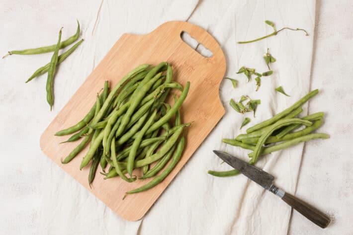 Wlaściwości fasolki szparagowej