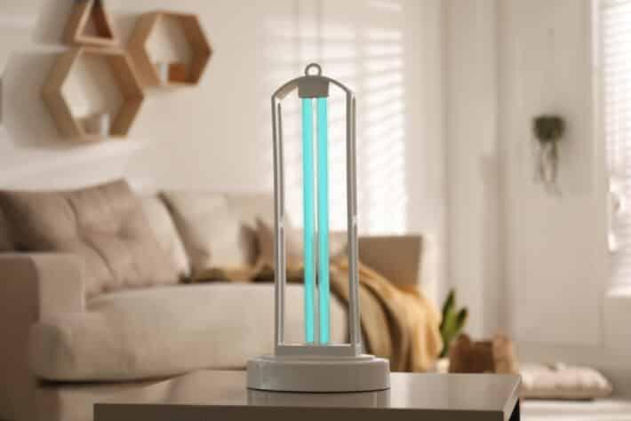 Światło również może usuwać zanieczyszczenia z powietrza