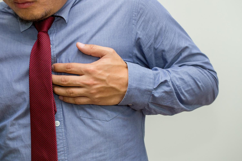 Dusznica bolesna, zwana dławica piersiową – przyczyny, objawy, leczenie
