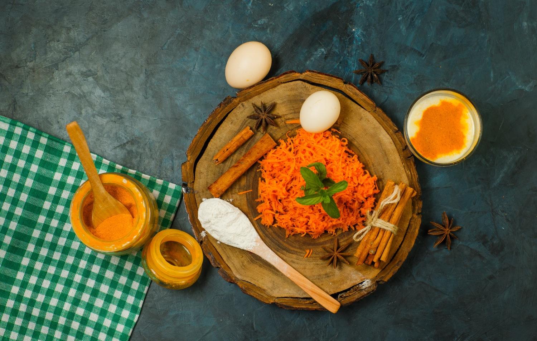 Surówka z marchewki w diecie warzyno-białkowej