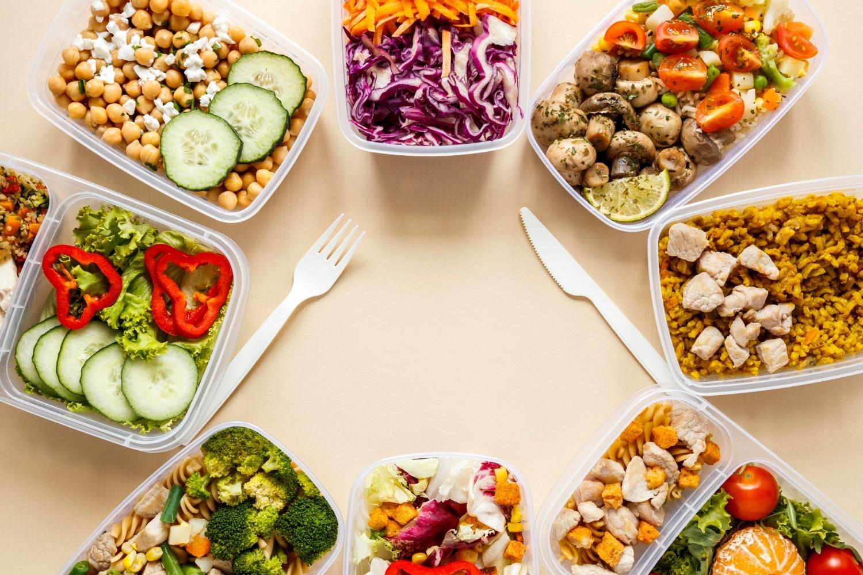 Dieta białkowo-warzywna