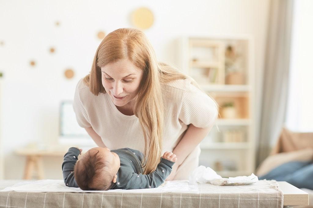 Co pomaga na odparzenia niemowlęce?