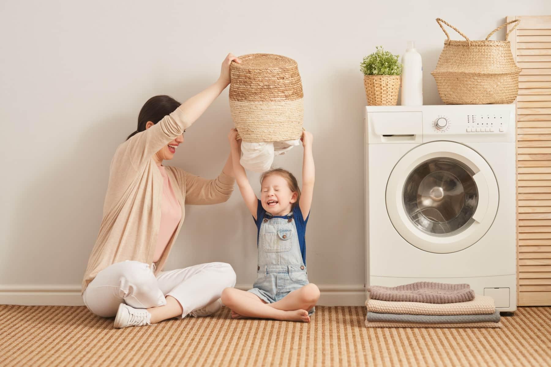 Czy warto mieć pomieszczenie na pralnię w domu?