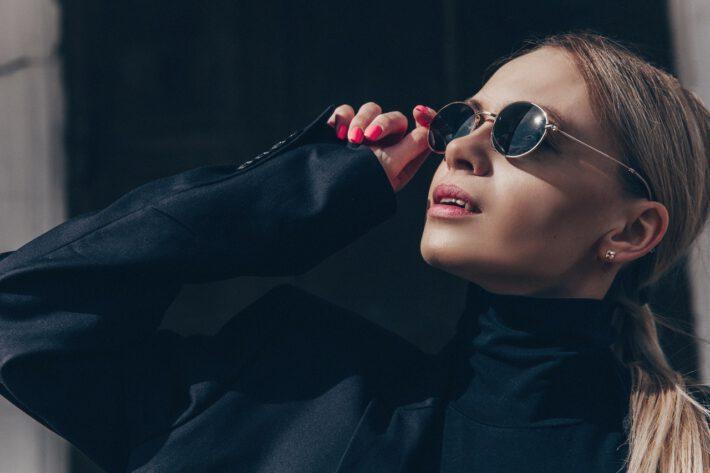 przeciwsłoneczne soczewki okularowe