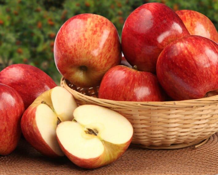 Kalorie jabłek