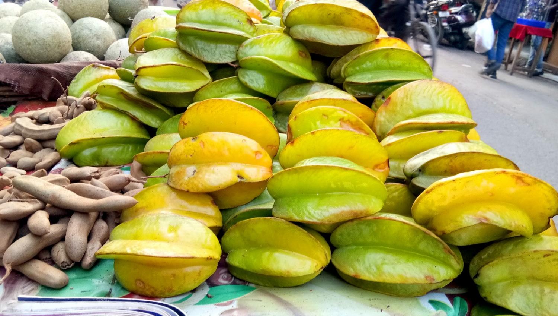 Karambola (owoc gwiazda) – właściwości i kcal