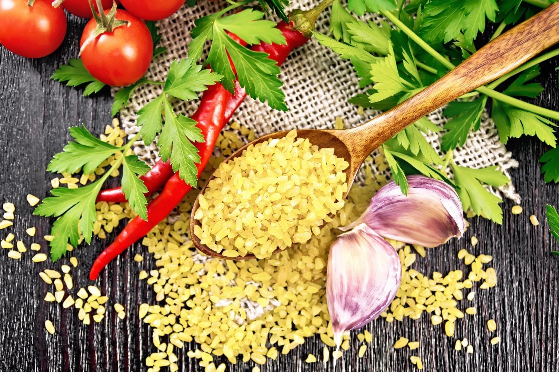 Wykorzystanie kasz bulgur w kuchni
