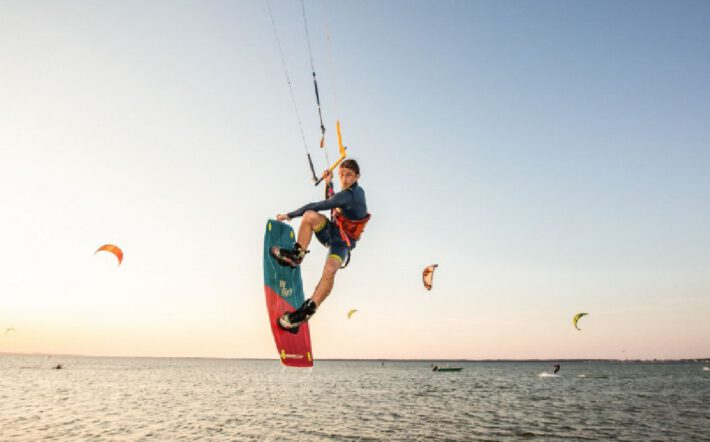 Kitesurfing dla dzieci